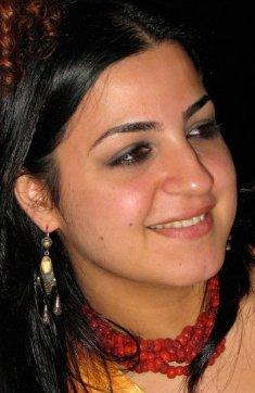 Gayaneh Madzounian and Arin dance group of Beirut