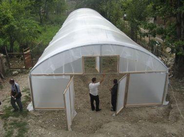 'Successful Start' fund initiative in Gegharkunik Province in Armenia