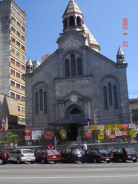 ARMENIAN CHURCH IN SAO PAOLO