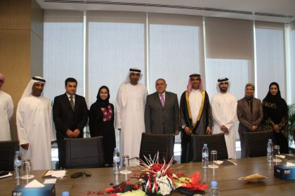 Armenian Ambassador to the UAE visits Ras Al Khaimah Free Trade Zone