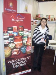 Armenian participation in Gulfood 2007