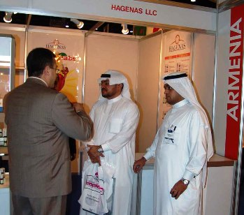 Armenia participates in the 11th Gulfood Exhibition in Dubai