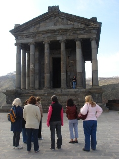 A momerable trip to Armenia by a group of UAE residents