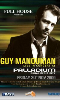 Guy Manoukian: Live in Dubai