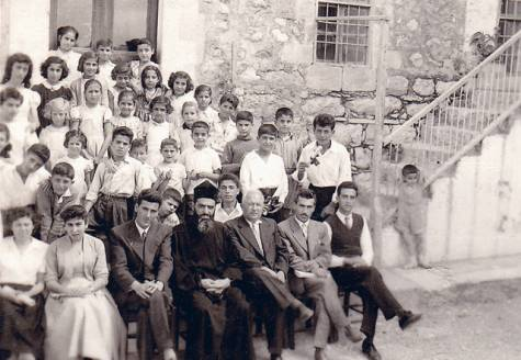 Hagop Kalsahakian teaches in Kessab