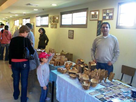 Armenian bazar in Haifa