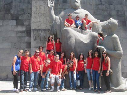 Hamazkayin Forum 2011 in Armenia