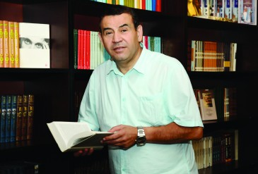 Hamlet Ghushchyan: Founder and Rector of the Academy of Radio and Television in Armenia