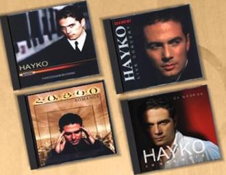 Hayko's CDs
