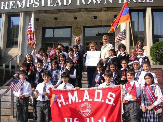 Holy Martyrs Armenian Day School (HMADS)