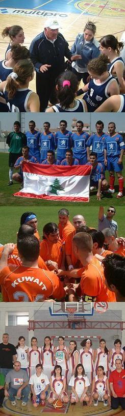 HMEM Cyprus Games