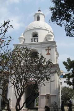 Holy Nazareth Armenian Church of Kolkata prepares for historical event
