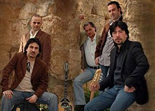 Hovsep Kasparian and Gomidas Band