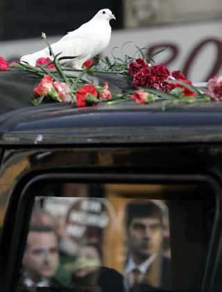 How to honour Hrant