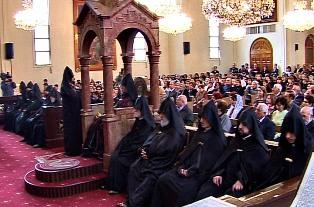Requiem service held in Antelias in memory of the late Hrant Dink
