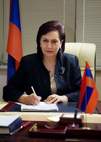 Minister of Diaspora meets with heads of Armenian diplomatic missions abroad