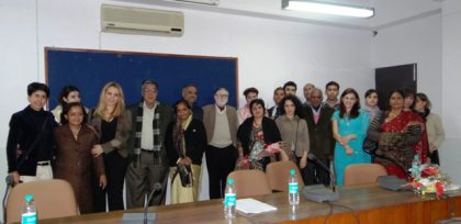 Indo-Armenian Friendship NGO hosts Ambassador designate of India to Armenia and Georgia