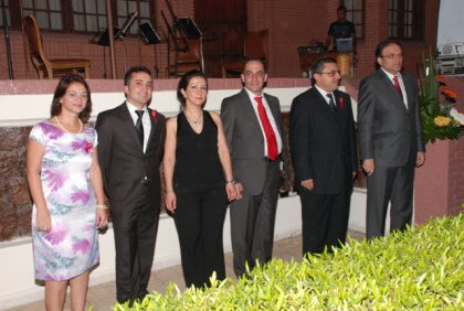Armenia's Independence celebrations in Egypt