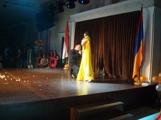 Indian Cultural Night 2010 in Yerevan