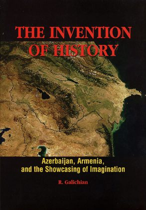 The invention of history: A book about Azerbaijan's propaganda