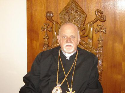 'They have stolen the nights of Baghdad from us' says Archbishop Avak Asadourian