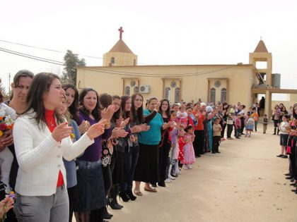 Pastoral visit to Armenian churches and communities in Northern Iraq