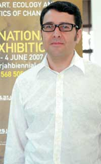 How Jack Persekian is bringing the world to Sharjah