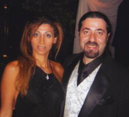 With singer Koko Hayitian