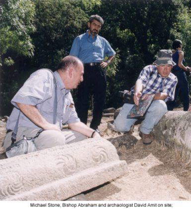 Armenians renovate unknown Jewish cemetery