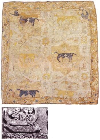 Julfa Carpet