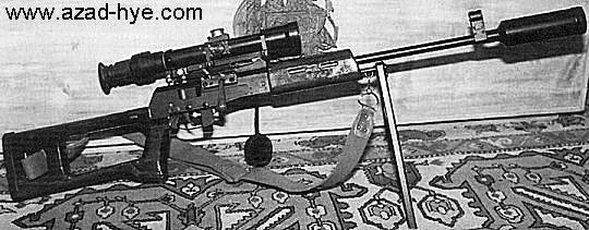 K11 ARMENIAN SNIPER RIFLE