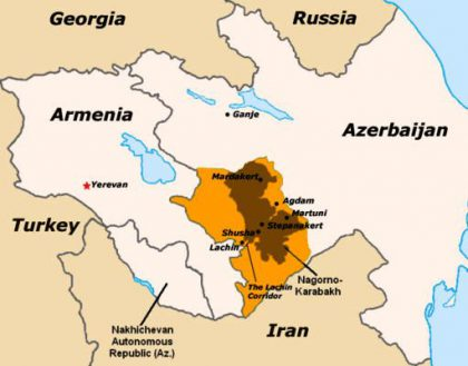Petition for Lachin (lifeline corridor between Karabakh and Armenia)