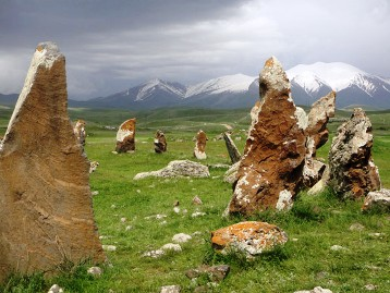 Why the British Stonehenge is far more renowned than the Armenian Karahunj