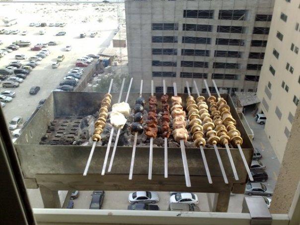 Kebab in Sharjah