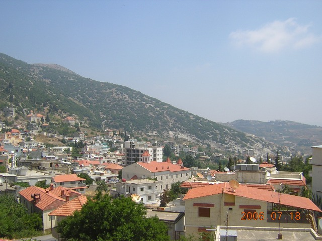 General view of Kessab