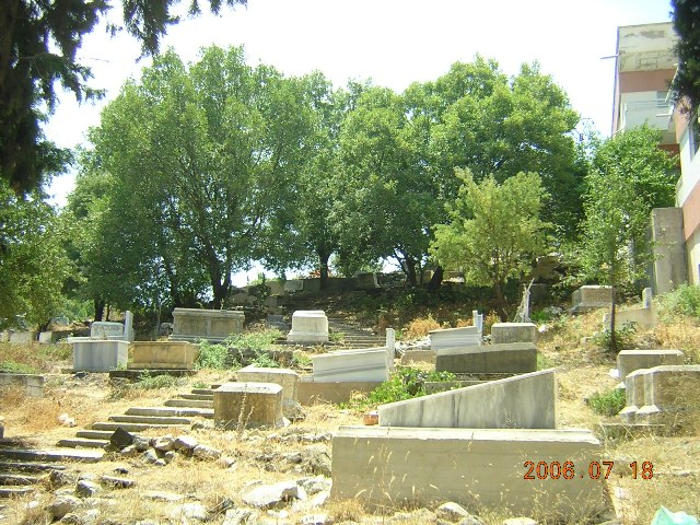 Kessab cemetery