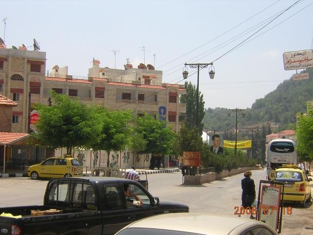 Kessab main square