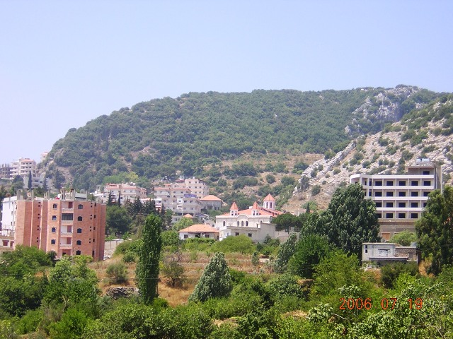 View of Kessab