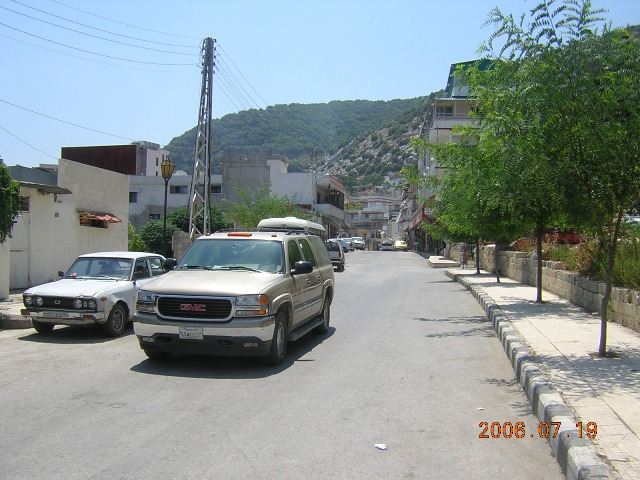 Saudi tourists in Kessab