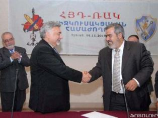 Two Armenian traditional parties held joint conference in Yerevan