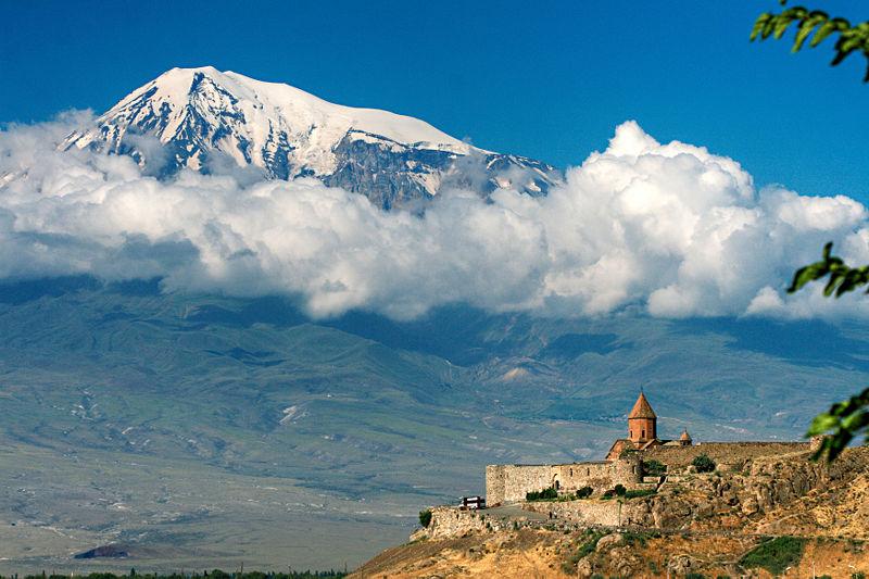 Khorvirab and Ararat