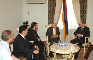 First Armenian-Azeri joint tour since the ceasefire of 1994