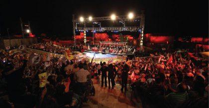 KOHAR Symphony Orchestra and Choir in Syria