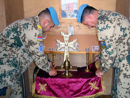 Consecration of Armenian chapel of Saint Thaddeus in Afghanistan