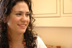 Lena Shamamian, Syrian-Armenian singer