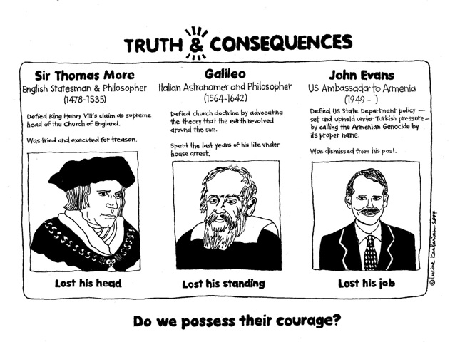 Truth and Consequences
