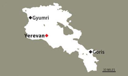 Armenia country profile
