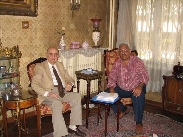 With Zareh Khrakhouni