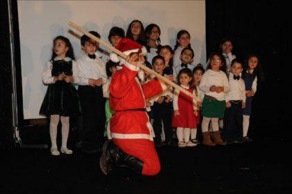 Mesrobian Saturday School's New Year Celebration in Doha