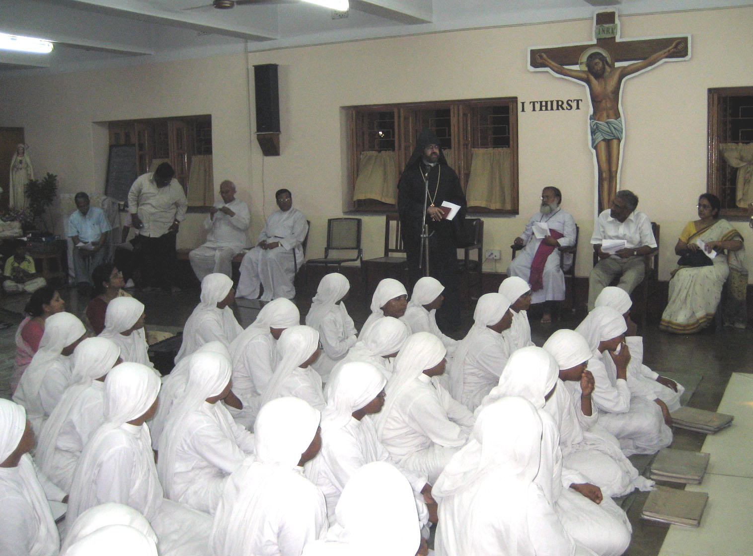 Mother Tereza day commemorated by Armenians